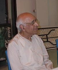 Photo Professor V. Krishnamurthy